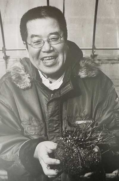 庭作業担当 大田孝史