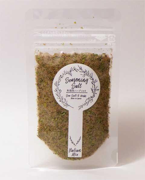 無農薬ハーブソルト・出雲の藻塩